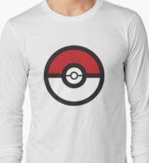 Pokémon GO Pokéball Squad by PokeGO Long Sleeve T-Shirt