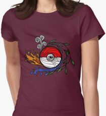 Pocket Monster Potential Womens Fitted T-Shirt