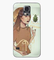 Funda/vinilo para Samsung Galaxy Jaula de insectos