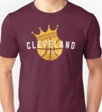 Cleveland Is King Unisex T-Shirt