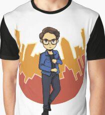 NY Simon Lewis  Graphic T-Shirt