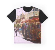 Clang! Clang! Clang! Goes the Trolley Graphic T-Shirt