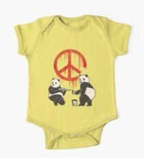 Pandalism 2 Peace Sign Kids Clothes