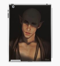 Sweetest tongue has sharpest tooth iPad Case/Skin