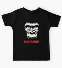 Harambe Kids Clothes
