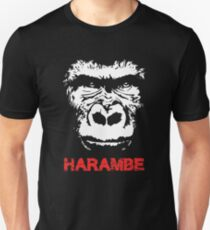 07c9807cd Harambe Logo T-Shirts | Redbubble