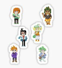 Pixal Rivals 1 Sticker