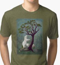Not Like Home Tri-blend T-Shirt