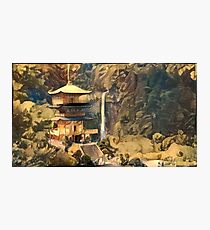 Ancient Temple Photographic Print