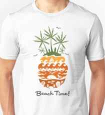 Beach Time - dusk Unisex T-Shirt
