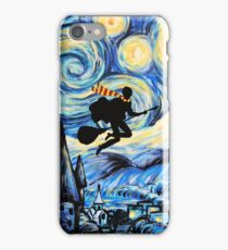 Potter Starry Night iPhone Case/Skin