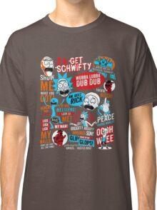 Morty & Rick  Classic T-Shirt