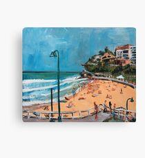 Bronte Beach Canvas Print