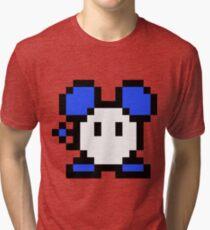 Pixel Chuchu Tri-blend T-Shirt