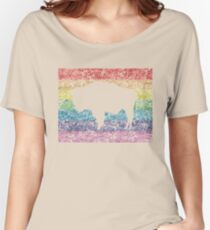 wyoming rainbow Women's Relaxed Fit T-Shirt