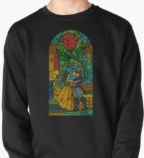 Beauty and The Beast - Stained Glass Pullover