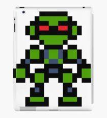 Pixel Vectorman iPad Case/Skin
