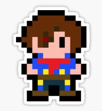 Pixel Vyse Sticker