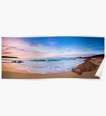 Moonscape, Bunker Bay, Margaret River Poster
