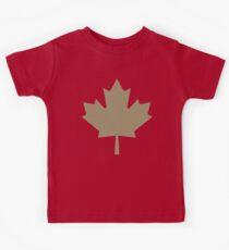 Maple Leaf - Drake Gold Kids Clothes