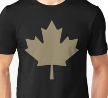 Maple Leaf - Drake Gold Unisex T-Shirt