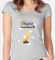 Joffrey Baratheon - Mario Bros Women's Fitted Scoop T-Shirt