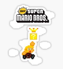 Joffrey Baratheon - Mario Bros Sticker