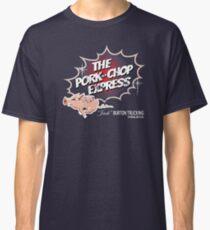 Pork Chop Express - Distressed Black Red Dot Variant Classic T-Shirt