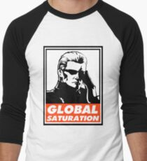 Wesker Global Saturation Obey Design T-Shirt