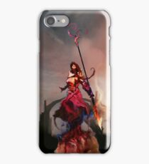 Athena, Born of Zeus iPhone Case/Skin