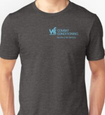 Wheeler Systema Germany - Blue Combat T-Shirt