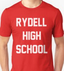 Fette Rydell High School Slim Fit T-Shirt