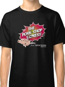 Pork Chop Express - Distressed Reddish/Yellow Variant Classic T-Shirt