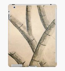Sumi-E Close Up iPad Case/Skin