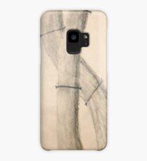Sumi-E Simplified Case/Skin for Samsung Galaxy
