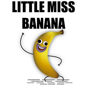 Little miss banana by charzz