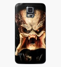 Predator face Case/Skin for Samsung Galaxy