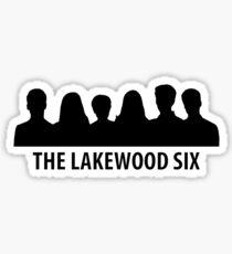Scream - The Lakewood Six Sticker