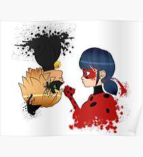 Ladybug y Chat noir Poster