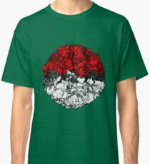 Pokeball with thousand pokemons Classic T-Shirt