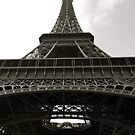 Eiffel Tower 7 by Dimple Dhabalia