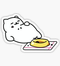 Tubbs from Neko Atsume Sticker