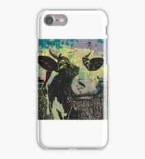 BD COW iPhone Case/Skin