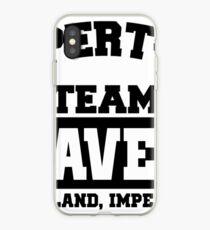 Team Reikland Reavers iPhone Case