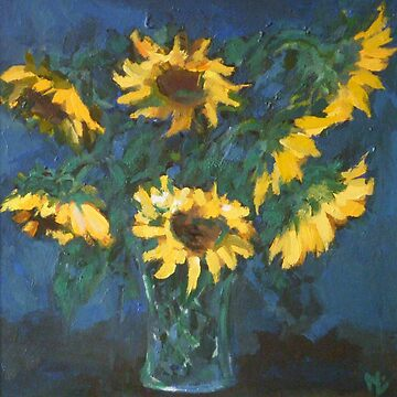 Sunflowers by Anthropolog