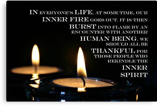 Inner Flame by Vicki Field