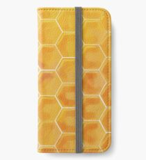Sweet honey iPhone Wallet