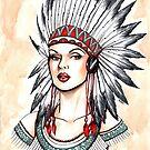Feather by Isobel Von Finklestein