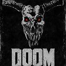 Doom - Icon of Sin V2 by Remus Brailoiu