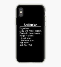 Bellarke Shipper iPhone Case